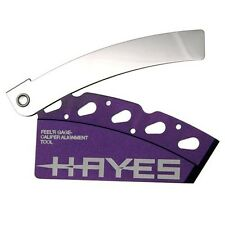Hayes Brake Pad And Rotor Alignment Tool (Feel-R gauge)