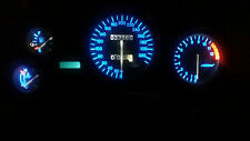Mirlo Blanco CBR1100XX 96-01 LED Dash Kit de conversión de Reloj lightenupgrade