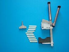 Complete Fret pressing system (3 in 1) with fret press caul plus 10 inserts