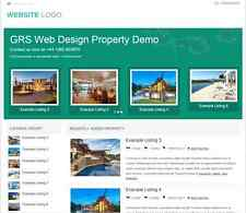 Responsive Property/Real Estate Website Only £99.99