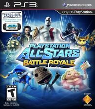 PlayStation All-Stars Battle Royale - Playstation 3 Game