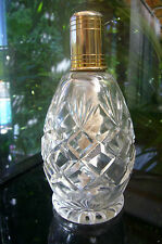 ANTIQUE LAMPE BERGER  LUSAC CRYSTAL BACCARAT PARIS MADE IN FRANCE  1930