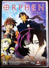ORPHEN The Third Talisman DVD Vol 6.  Brand New & Sealed