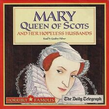 HORRIBLY FAMOUS  MARY QUEEN OF SCOTS  AUDIO BOOK  DAILY TELEGRAPH PROMO  ~
