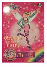 OLYMPIA THE GAMES FAIRY -RAINBOW MAGIC SERIES *BRAND NEW* PB FOR MACDONALDS BOOK