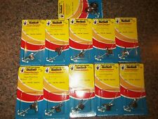 HANDI-MAN MARINE /JEEP POWERFASTENERS LOT OF 11  CANVAS FASTENERS NEW OLD STOCK