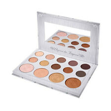 BH Cosmetics Carli Bybel Eyeshadow Palette Highlighter Matte Eye Shadow Makeup
