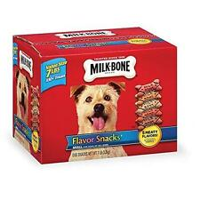 Milk-Bone Flavor Snacks Dog Biscuits for Small/Medium Dogs, 7-Pound New