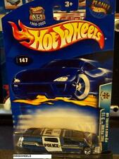 HOT WHEELS 2003 #147 -4 SYD MEADS SENTINAL 400 DRK BLU MAL 03CA