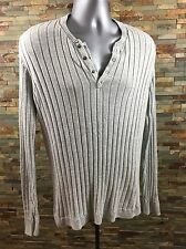 River Island Stone Grey Jumper Large