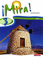 Mira 3 Verde Pupil Book: 3 by Pearson Education Limited (Paperback, 2008)