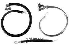Willys MB Ford GPW, CJ2a, New Battery Cable Set, WWII Military Jeep, G503