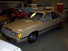 1985 Ford Crown Victoria 1 OWNER 41K BABY L T D 2 CLEAN SHARP SMOOTH BEAUTY