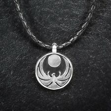 Skyrim Nightingale Necklace Sterling Silver Pendant S925 SEALED RARE 2015