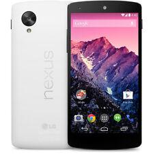 Google LG Nexus 5 32GB WHITE Smartphone FACTORY UNLOCKED 2GB RAM Quad Core