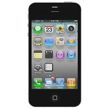 New Apple iPhone 4S 16GB Factory Unlocked Black GSM Smartphone