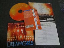 DREAMGIRLS, BEYONCE / o.s.t  / JAPAN LTD CD OBI