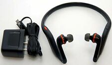 Motorola S11-HD Wireless Bluetooth All-BLACK Stereo Headphones Headset NO STRAP