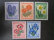 Netherlands: 1953 Zomer / Summer ongebruikt / mint hinged