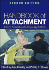 Handbook of Attachment, Second Edition: Theory, Research, and Clinical-ExLibrary