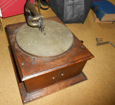 RARE VINTAGE VICTOR IV 78 RPM RECORD PLAYER PHONOGRAPH GRAMOPHONE VICTROLA 1916