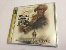 WHO'LL STOP THE RAIN (Rosenthal) OOP Intrada Ltd Score OST Soundtrack CD SEALED