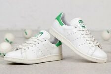 Adidas Men's Trainers Stan Smith White Green Original BNIB Size UK 12 D67361