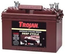 BATTERY TROJAN MARINE RV  SCS200 12V DEEP CYCLE GRP 27 FLOODED 115AH EACH