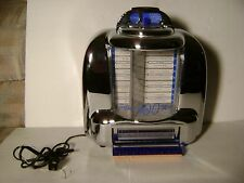Thomas Collector's Edition Select O Matic 100 Jukebox AM/FM Radio Cassette Playe