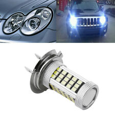 DC 12V H7 2835 63 LED 6000K Car Projector Fog Driving Light Bulb White New
