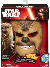 Star Wars The Force Awakens Chewbacca Electronic Mask (New in Stock) U.S. Seller