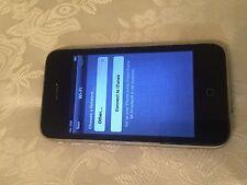 Apple iPhone 3Gs  8GB   genuine original   FOR PARTS
