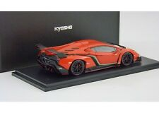 1/43 KYOSHO LAMBORGHINI VENENO ORANGE ITEM: 5571OR