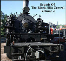 Train Sound CD: Sounds Of the Black Hills Central, V. 2