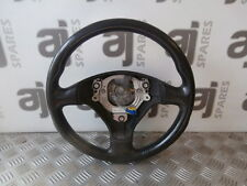 AUDI TT QUATTRO 2002 LEATHER STEERING WHEEL 8N0419091B