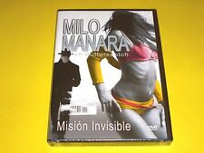 MILO MANARA en Butterscotch / MISION INVISIBLE - English/español R2 - Precintada