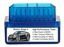 Stage 6 Performance Power Tuner Chip [ Add 90HP  7 MPG ] OBD Tuning for Honda