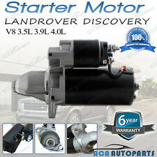 Starter motor for Land Rover Discovery V8 3.5L 3.9L 4.0L Petrol Series 1 2 3