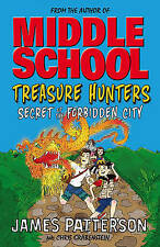 Treasure Hunters: Secret of the Forbidden City, Patterson, James, New Book