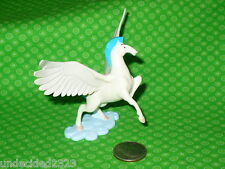 """Disney Hercules FLYING ADULT PEGASUS PVC FIGURE Cake Topper Toy Applause 3"""" tall"""