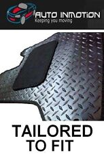 SKODA SUPERB 08-14 4 CLIPS TAILORED FITTED CUSTOM MADE RUBBER Car Floor Mats