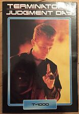"NECA TERMINATOR 2 JUDGEMENT DAY ULTIMATE T-1000 ROBERT PATRICK 7"" FIGURE INSTOCK"