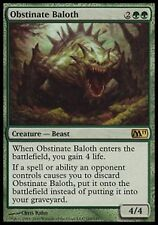 *MRM* FR Baloth tenace / Obstinate Baloth MTG Magic 2010-2015