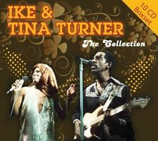 IKE & TINA TURNER - THE COLLECTION 10 CD BOX SET (New/Sealed) Ultimate