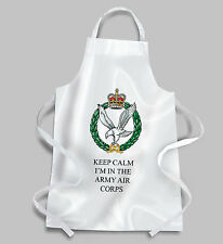 Army Air Corps BBQ Apron KEEP CALM
