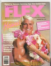 FLEX Bodybuilding Muscle Fitness Magazine Issue #9 TOM PLATZ 12-83