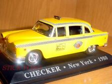 CHECKER TAXI NEW YORK NY  (USA) 1980 1:43 MINT&RARE!!!