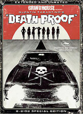 NEW - Grindhouse Presents: Death Proof (Extended and Unrated)
