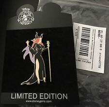 Disney Jessica Rabbit as Maleficent Costume Jumbo Pin LE 250