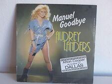 Serie TV Dallas AUDREY LANDERS Manuel Goodbye 105292